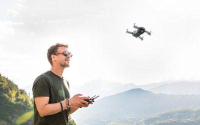 Le drone et l'équipement indispensable à son fonctionnement